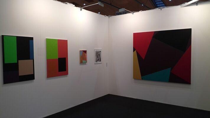 ONIRIS - Florent Paumelle at art KARLSRUHE 2018, installation view