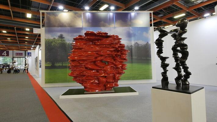 Nou Gallery at Art Taipei 2016, installation view