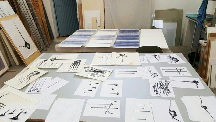 Tras una mirada   Antonio de Diego Arias, installation view