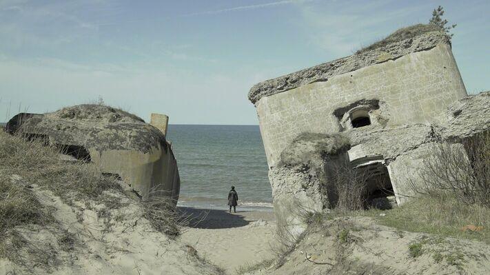 Ieva Epnere: Sea of Living Memories, installation view
