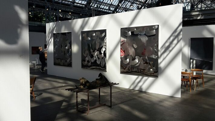 Hans Alf Gallery at Code Art Fair 2016, installation view