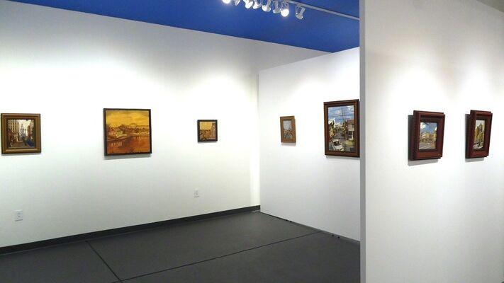 Sean Carney, installation view