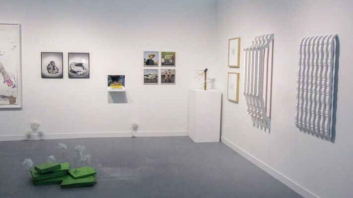 SVA Galleries at PULSE Miami Beach 2018, installation view