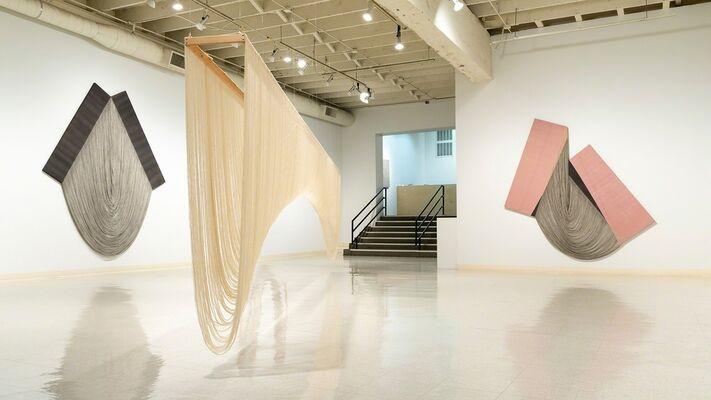 Ko Kirk Yamahira: deconstruction and reconstruction, installation view