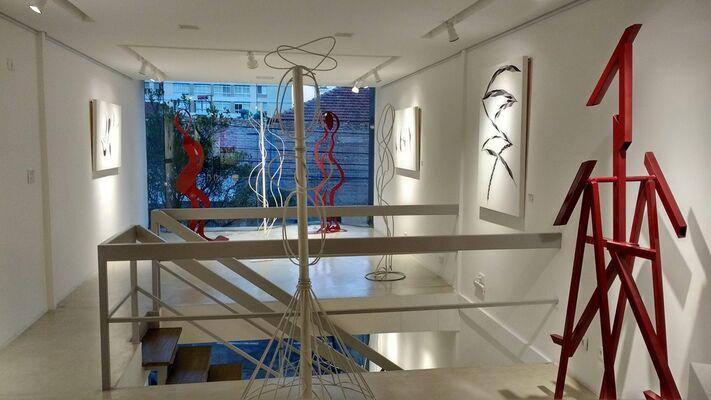 Femme de Fer by Cecilia Ribas, installation view
