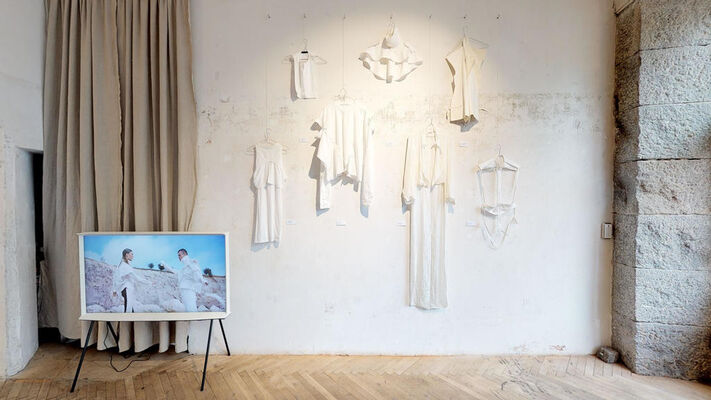 GENESIS, installation view