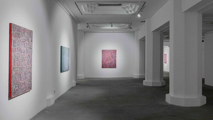 Noises in Silence, installation view