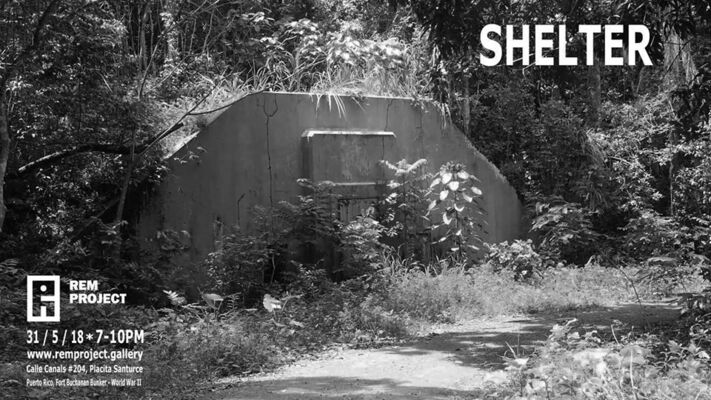 Shelter, installation view
