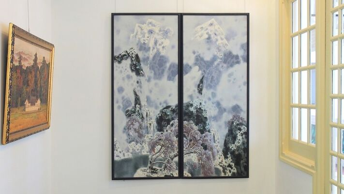 Memories of China, installation view