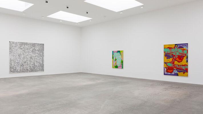 Rosebud, installation view
