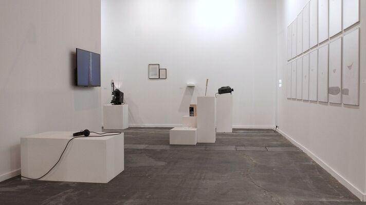 Galeria Jaqueline Martins at ARCOmadrid 2015, installation view