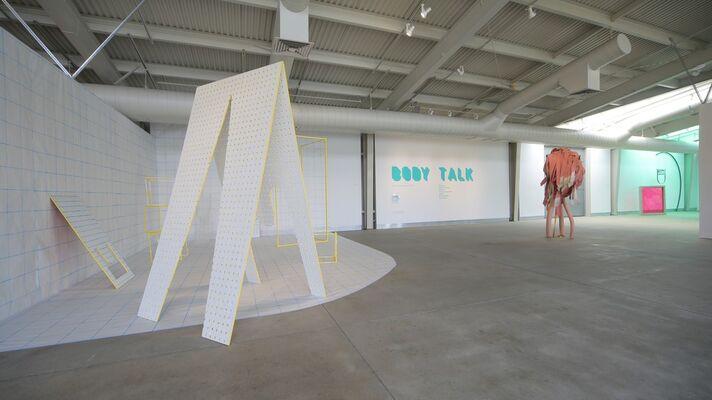 Body Talk, installation view