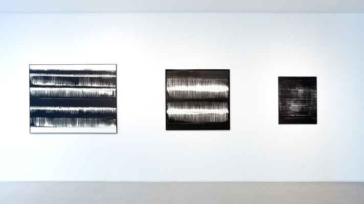 Heinz Mack. The Visible Reminder of Invisible Light, installation view