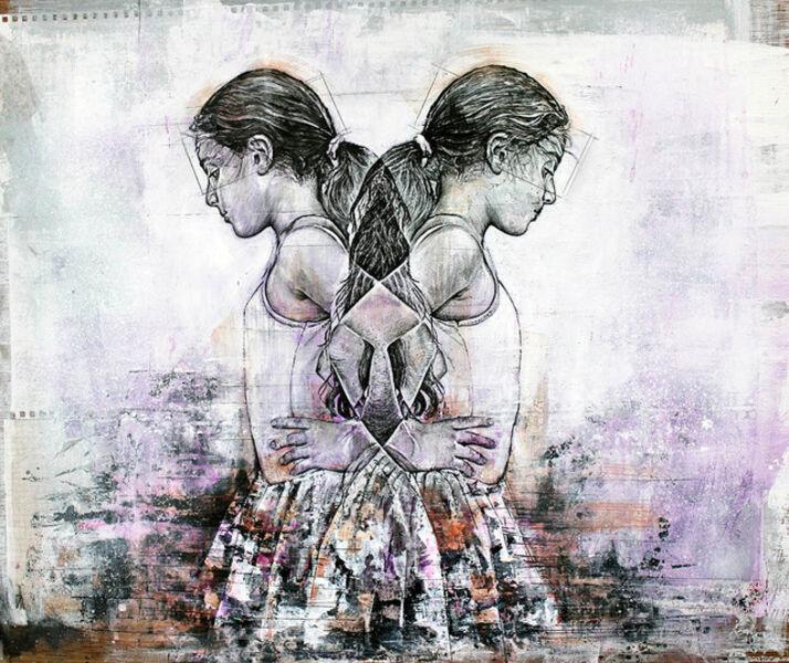Elena Tsigaridou, 'Opposites', 2016