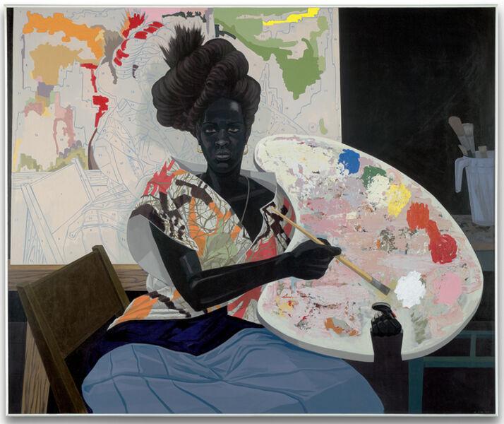 Kerry James Marshall, ' Untitled', 2009