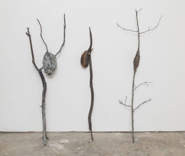 Malia Jensen, 'Three Sisters: Nest, Flee, Swarm', 2016