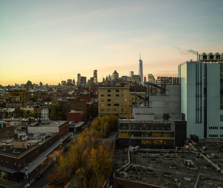 John Riddy, 'New York', 2015