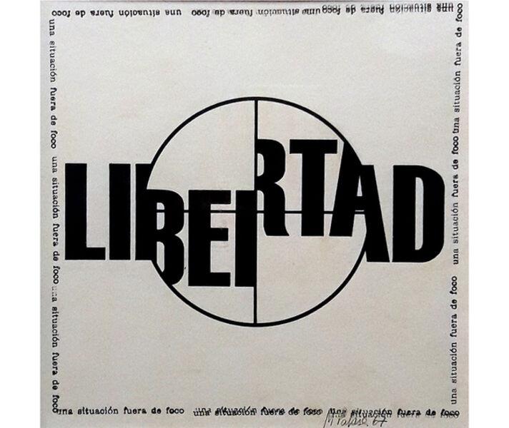 Margarita Paksa, 'Libertad', 1967