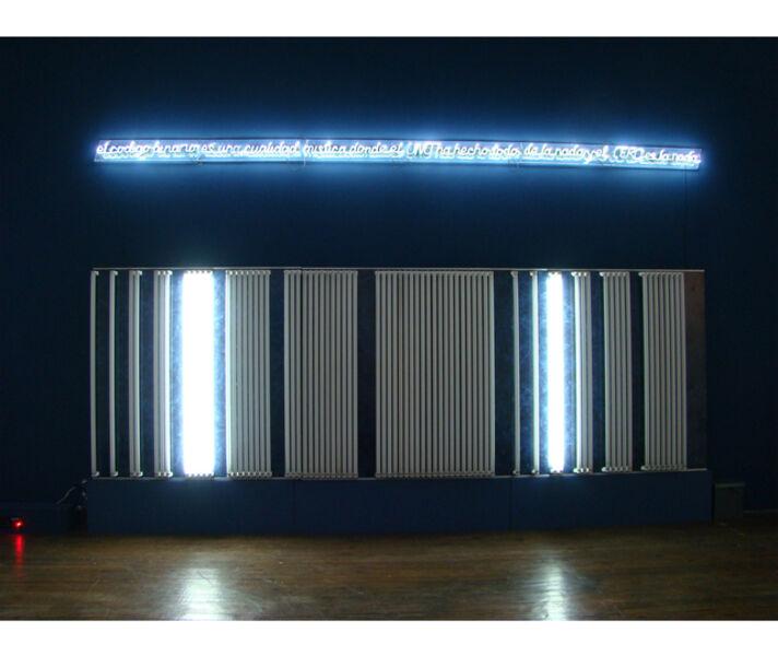 Margarita Paksa, 'Pisa Fibonacci II', 2009