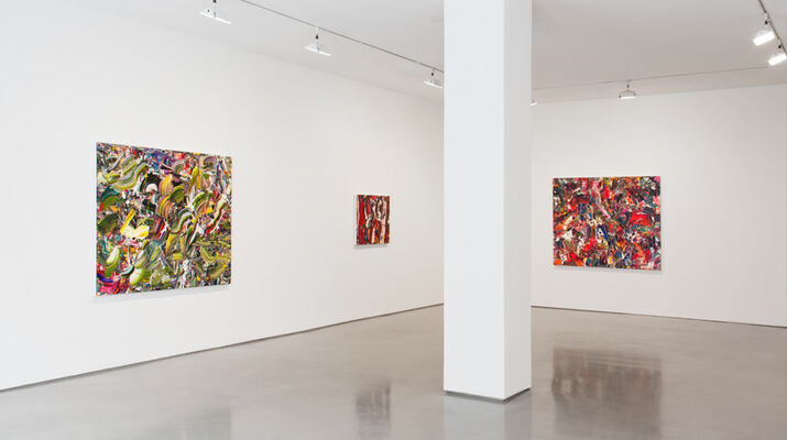 Michael Reafsnyder: We Ate the House, installation view