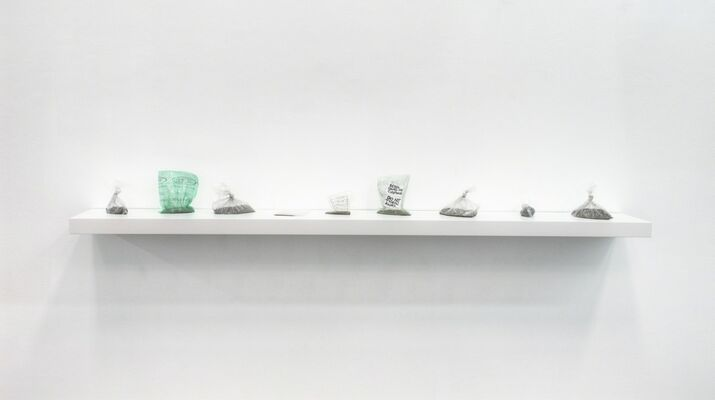 Visceral Silence, installation view