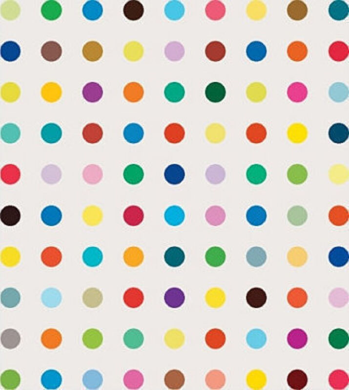 Damien Hirst, 'Opium', 2000, Print, Lambda print on Gloss Fuji Archive paper, Thou Art