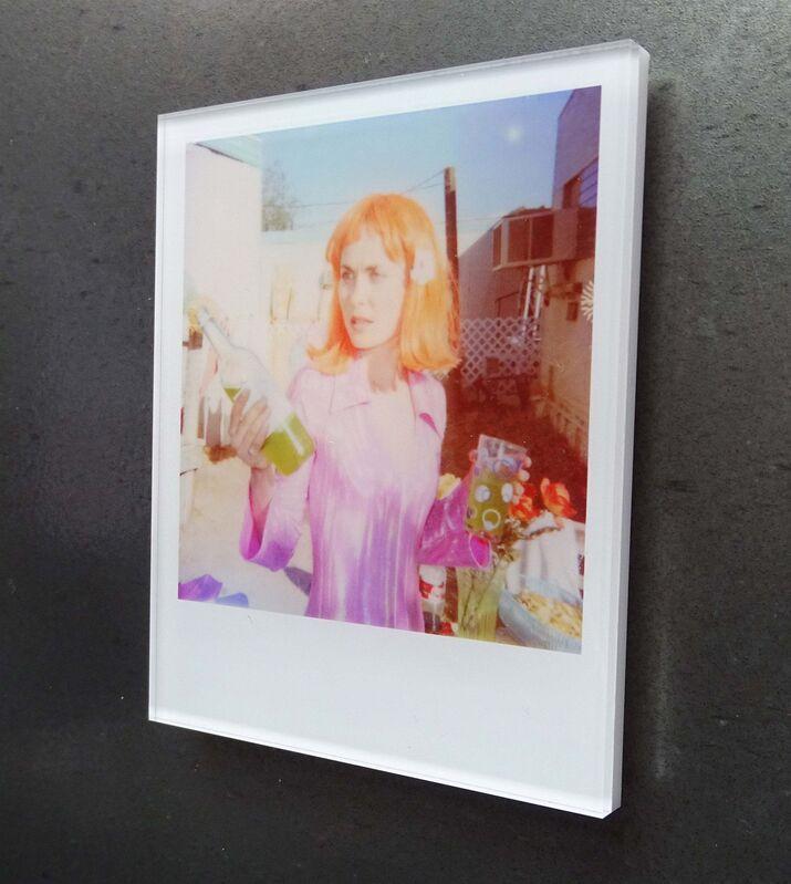 Stefanie Schneider, 'Stefanie Schneider Minis - American Pie (Oxana's 30th Birthday)', 2008, Photography, Lambda digital Color Photographs based on a Polaroid, sandwiched in between Plexiglass, Instantdreams