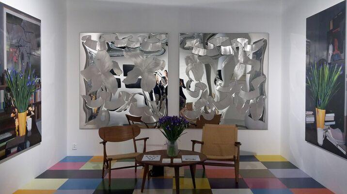 Hans Alf Gallery at Market Art Fair 2017, installation view
