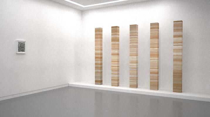 The Written Word, installation view