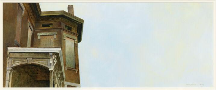 Dean Mitchell, 'The Lock (Quality Hill, Kansas City)', ca. 1986