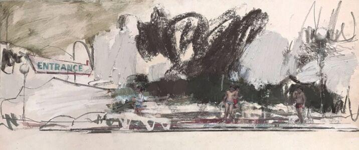 Marta Lafuente, 'Small lives, scene 1', 2018