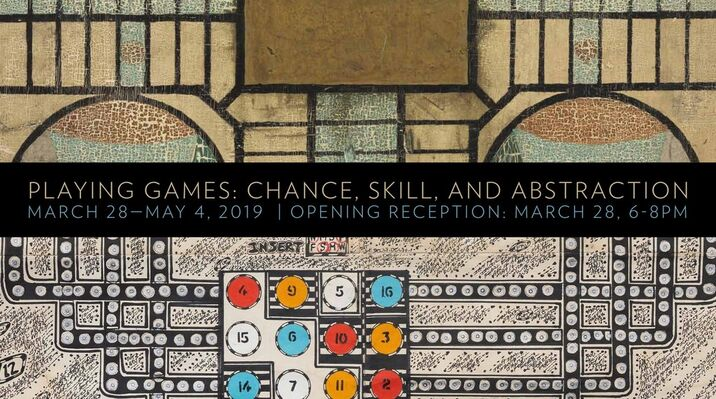 Playing Games: Chance, Skill, and Abstraction, installation view