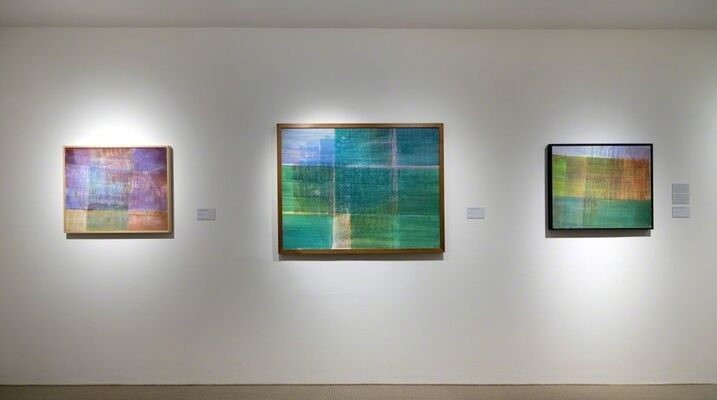 My Weapon Against the Atom Bomb is a Blade of Grass: Tancredi, A Retrospective, installation view