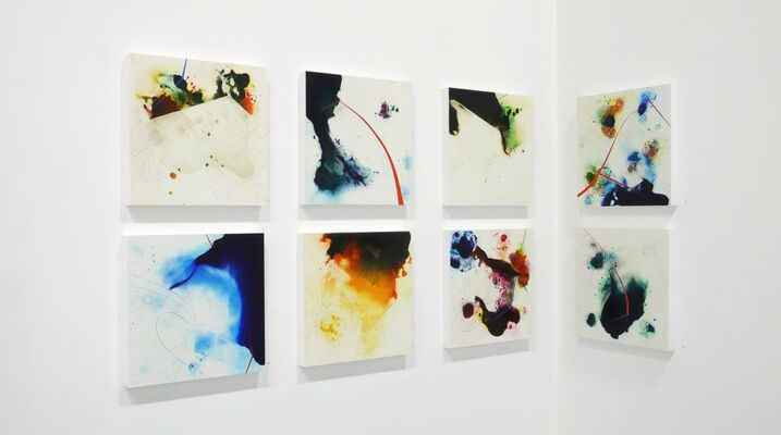 Chris Kahler: Disequencing, installation view