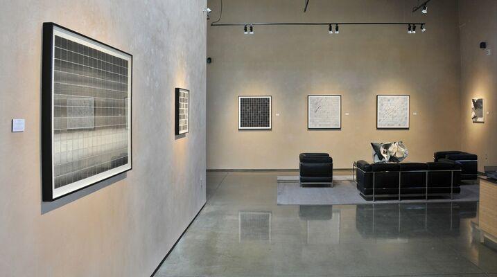 Pixels, installation view