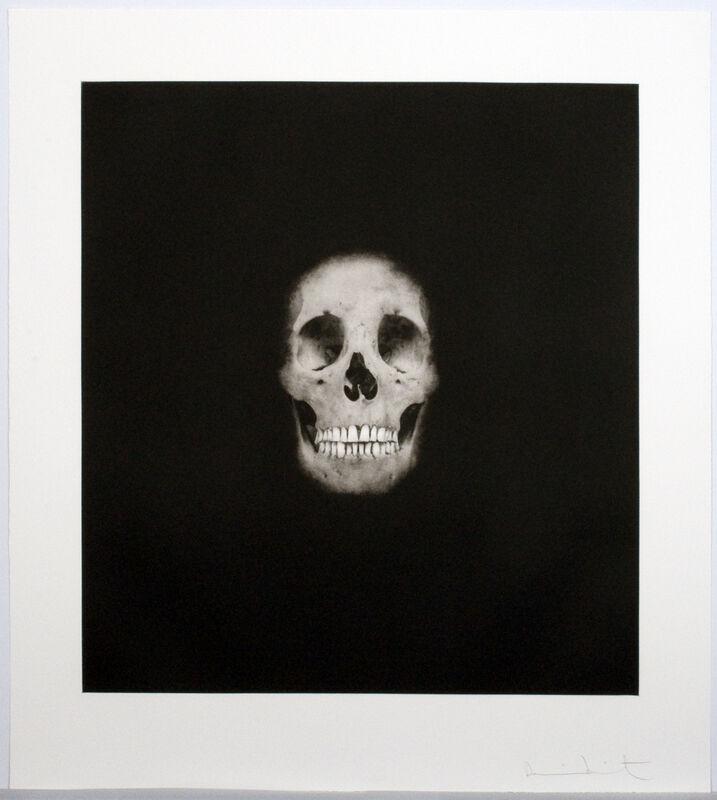 Damien Hirst, 'Memento (Portfolio of 13)', 2008, Print, Etching, Weng Contemporary