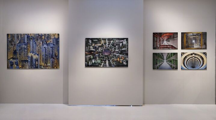 Hong Kong Upside Down, installation view