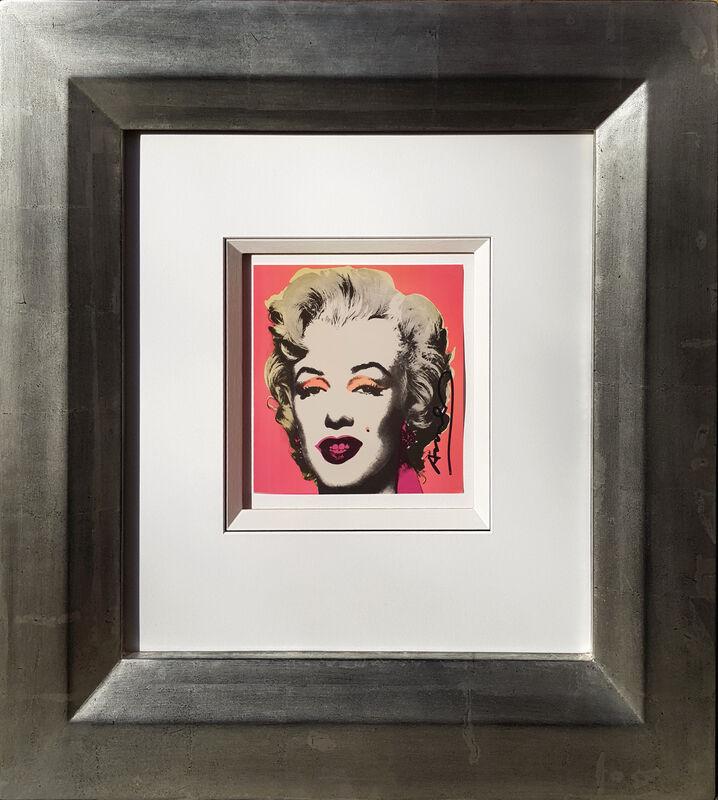 Andy Warhol, 'Marilyn Invitation, 1981', 20th Century, Print, Offset Lithograph, Haynes Fine Art