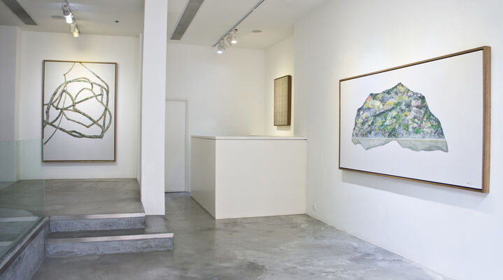 Precised Fictitiousness, installation view