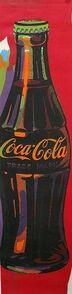 Steve Kaufman, 'Coke Bottle', 2001-2007