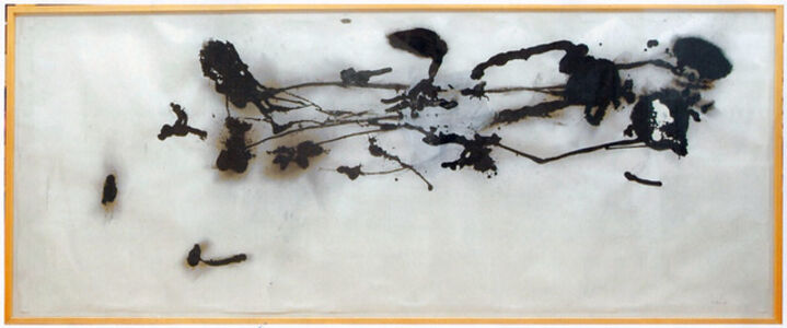 Al Taylor, 'Untitled (Pet Stains)', 1989