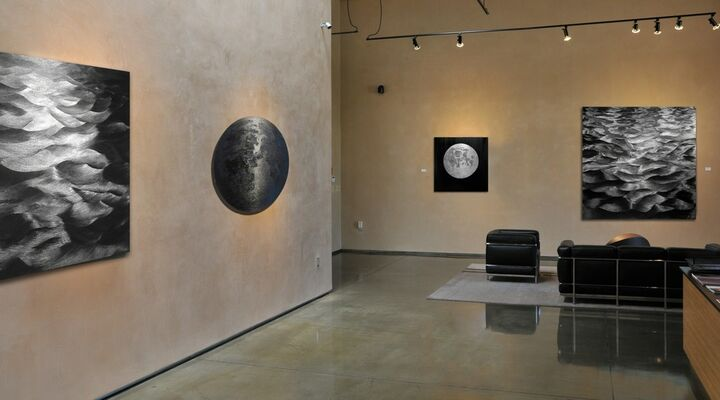 Process, Practice and Light, installation view