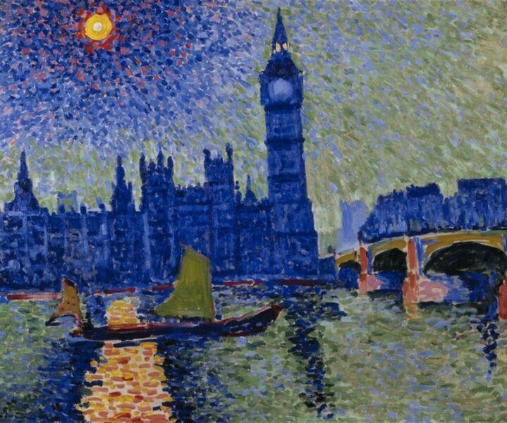André Derain, 'Big Ben', 1906
