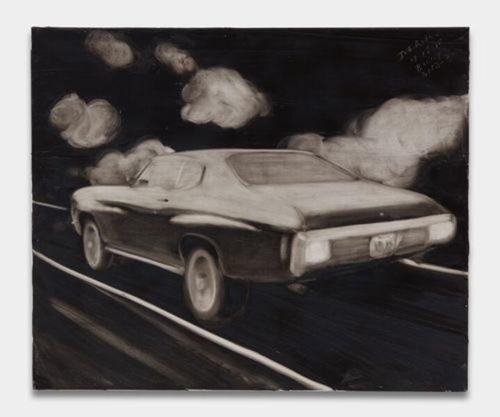 Joe Andoe, 'Rainbow road part2 (Billy Andoe) 4/15/18', 2018