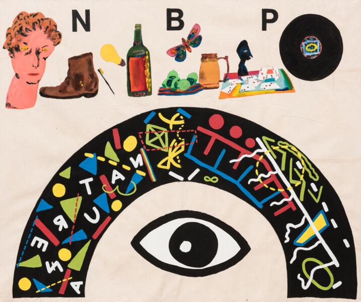 Ricardo Basbaum, 'Catálogo resumido', 1983-1989