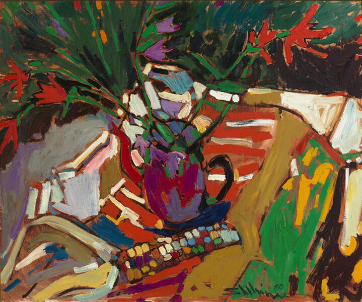Arthur Shilling, 'Indian Paintbrush', 1980