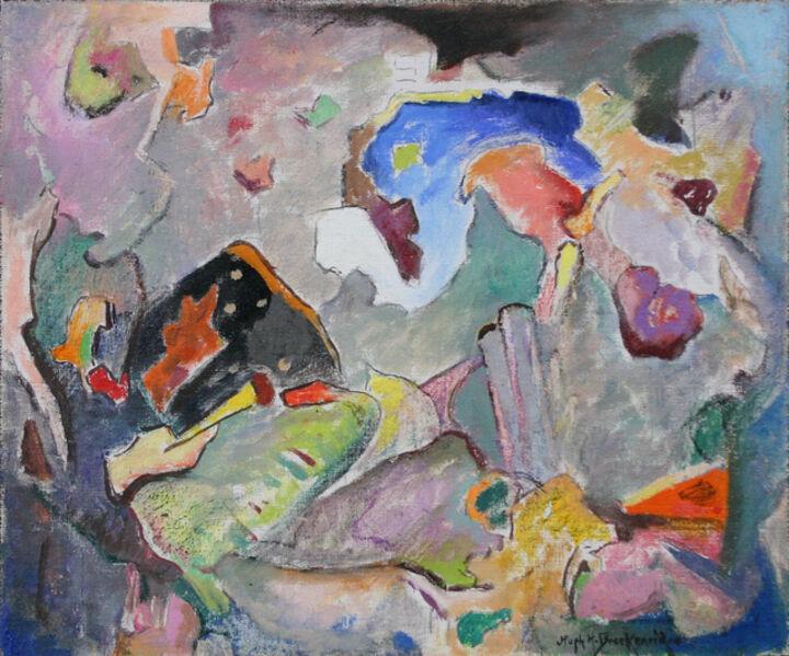 Hugh Henry Breckenridge, 'Abstraction', 1925