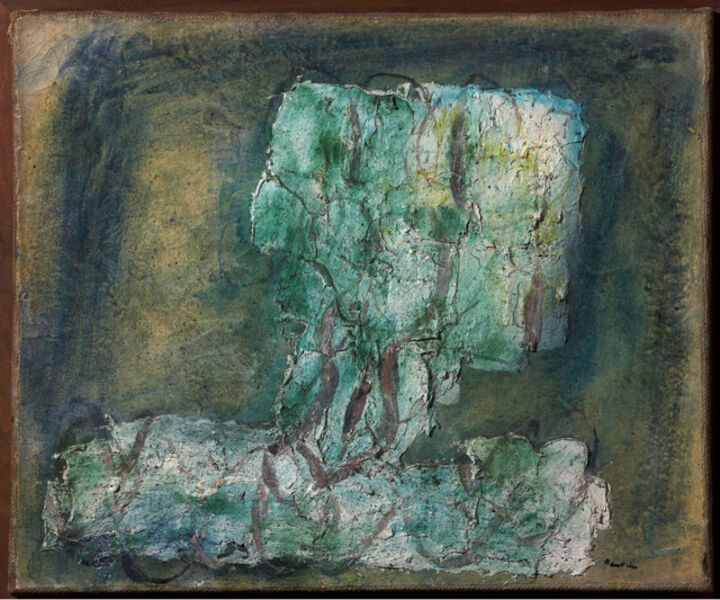 Jean Fautrier, 'L'arbre vert (The Green Tree)', 1942
