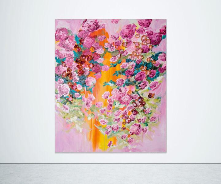Arne Quinze, 'My Secret Rose Garden Chloe 180311', 2018