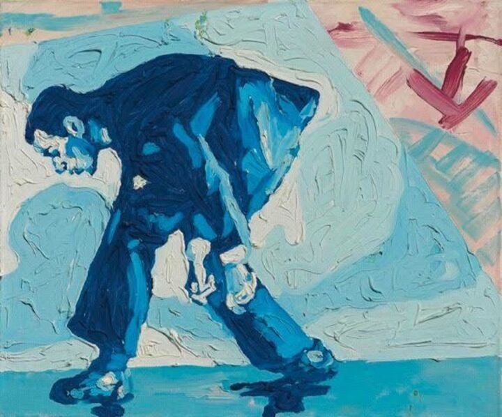 Martin Kippenberger, 'Untitled (Self-portrait)', 1979